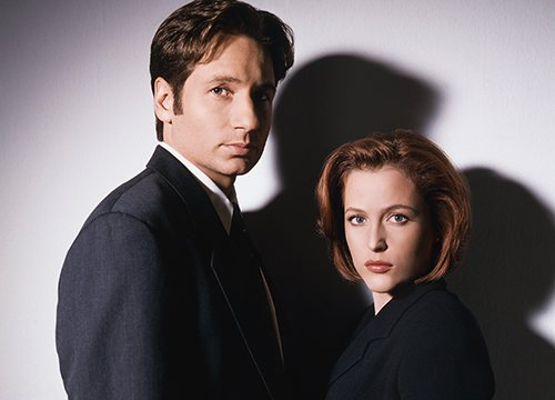 The X-Files on myNetworkTV