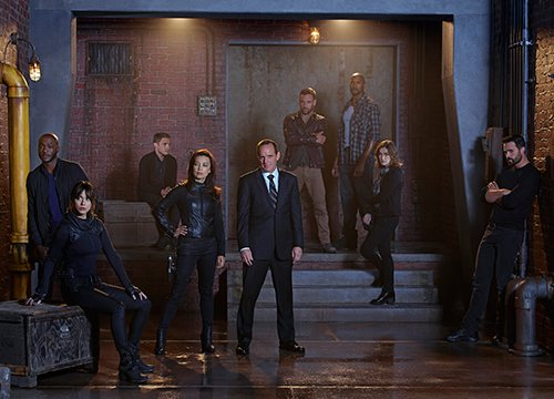 Agents of S.H.I.E.L.D. on myNetworkTV