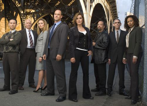 Law & Order: Special Victims Unit on myNetworkTV